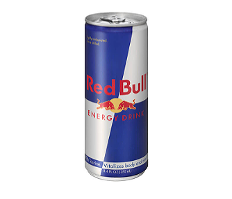 Foto Red Bull Energy Drink (blikjes)